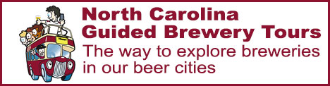 North Carolina Brewery Tours