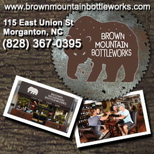 Brown Mountain Bottleworks