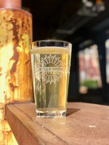 Asheville Brewing Company invites Special Guest Lightening